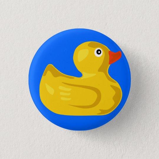Ducky  Duck Pinback Button