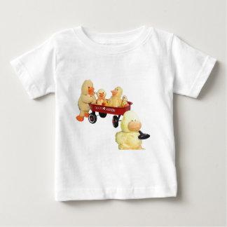 Ducky Flyer Baby T-Shirt