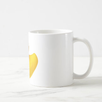 Ducky Classic White Coffee Mug