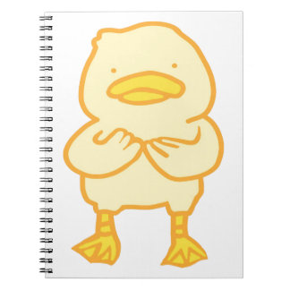 Ducky Photo Notebook (80 Pages B&W)