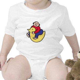 Ducky Rider shirt