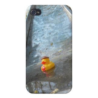 Ducky Slide iPhone 4 Case