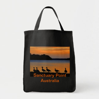 Ducky Sunset Bag