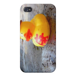 Duckys Day Case For iPhone 4