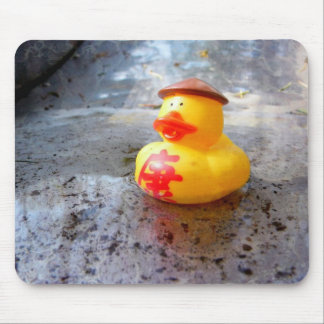 Duckys Day Mouse Pad
