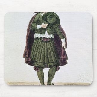 Ducroisy en el papel protagonista de Tartuffe Alfombrilla De Ratón
