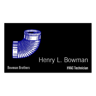 Duct Elbow Double-Sided Standard Business Cards (Pack Of 100)