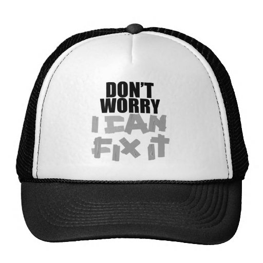 Duct Tape $17.95 (11 colors) Funny Mesh Hats