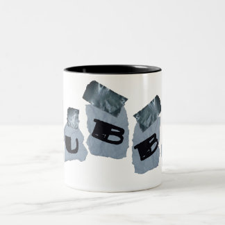 Duct Tape Bubba Two-Tone Coffee Mug