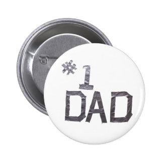 Duct Tape button 2 Inch Round Button