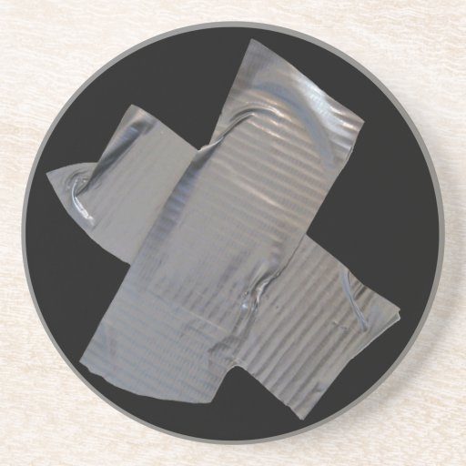 Duct Tape Coasters