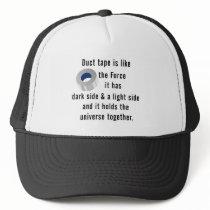 Duct Tape, Engineering humor Trucker Hat