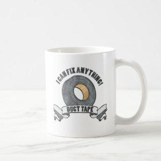 Duct Tape, I can Fix anything Coffee Mug