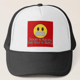 Duct Tape Is Silver Trucker Hat