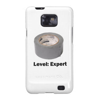 Duct Tape Level Expert Samsung Galaxy SII Case