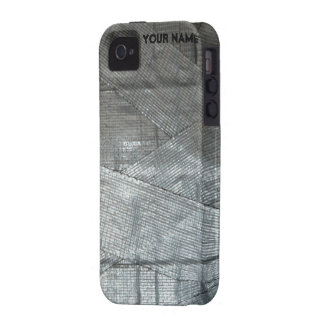Duct Tape Love iPhone 4 Covers