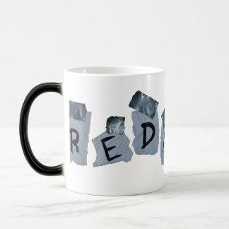 Duct Tape Redneck Sign Magic Mug