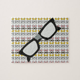Duct-Taped Glasses Jigsaw Puzzle