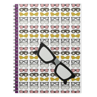 Duct-Taped Glasses Notebook