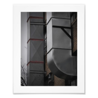 Ducts Photo Print