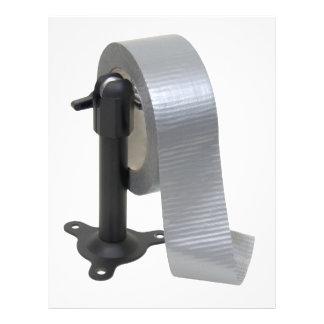 DuctTapeDispenser071809 Custom Letterhead