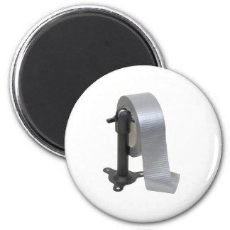 DuctTapeDispenser071809 2 Inch Round Magnet