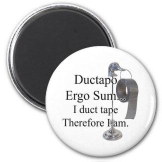 DuctTapo Imán Redondo 5 Cm