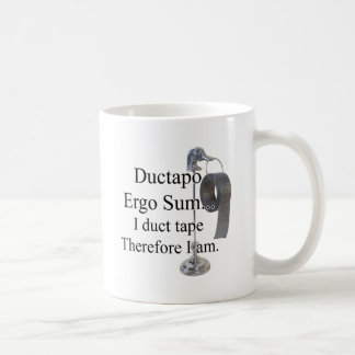 DuctTapo Taza Clásica