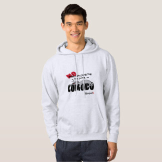 Dudasexistenciales2 Sweater shirt Hood
