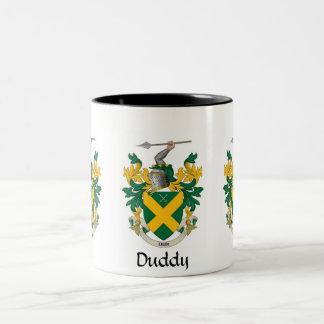 Duddy Family Crest Mug