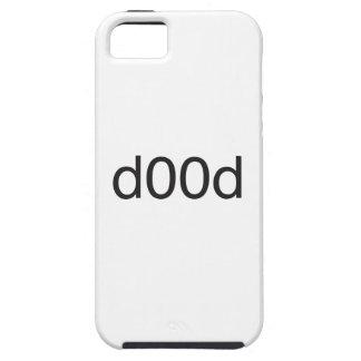 dude, also seen as dood.ai iPhone SE/5/5s case