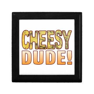 Dude Blue Cheese Jewelry Box