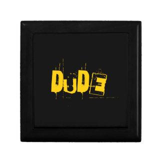 Dude Cool Artwork Gift Box