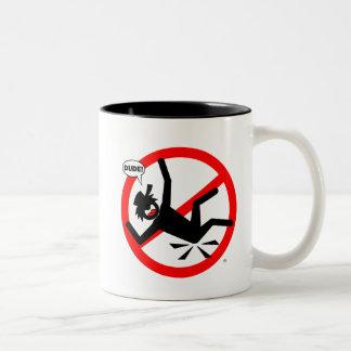 DUDE DOWN Mousepads & Mugs
