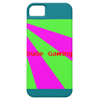 Dude Gaming iphone 5/5s case