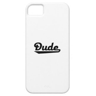 dude iPhone SE/5/5s case