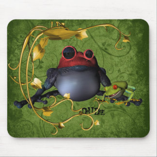 DUDE MOUSE PAD