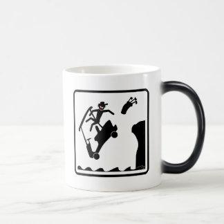 DUDE off the deck-4 Magic Mug