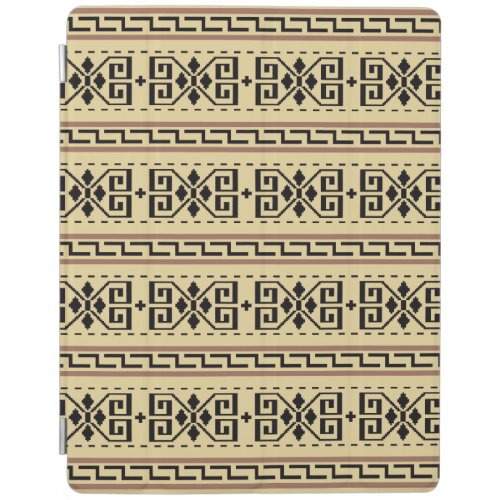 Dude Pattern iPad case