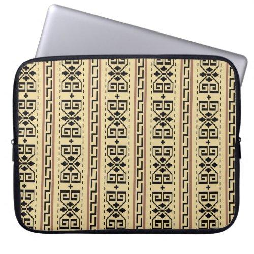 Dude Pattern Laptop Sleeve