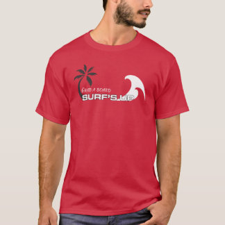 Dude Surf's Up Printed T-shirt