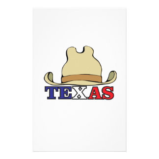 dude texas stationery