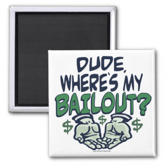 Dude, Where's My Bailout? Magnet