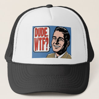 Dude - WTF Trucker Hat