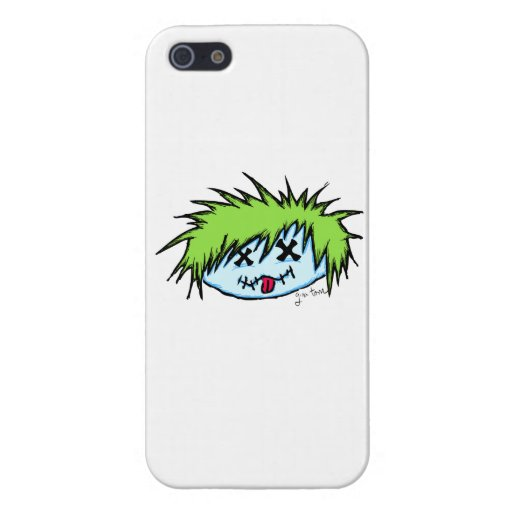 Dude Zombie iPhone 5 Covers