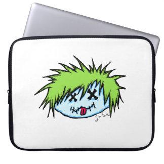 Dude Zombie Laptop Sleeve