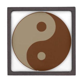 Dudeism Ying Yang Jewelry Box