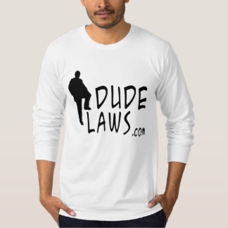 DudeLaws Long T T-Shirt