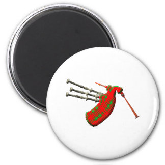 Dudelsack bagpipe 2 inch round magnet