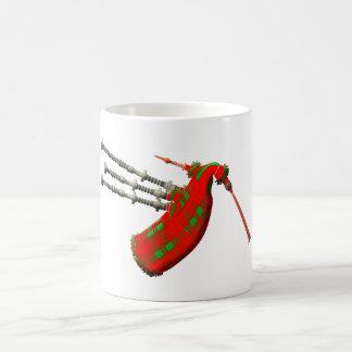 Dudelsack bagpipe mug